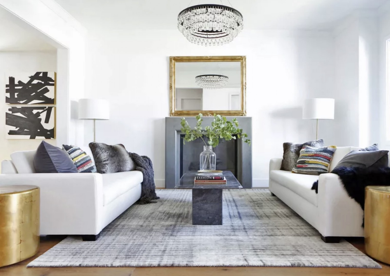 15 Fireplace Design Ideas for Room Warming Style