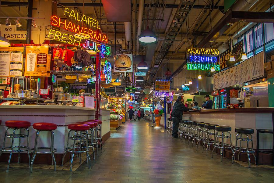 Where to Eat in Philadelphia's Reading Terminal Market