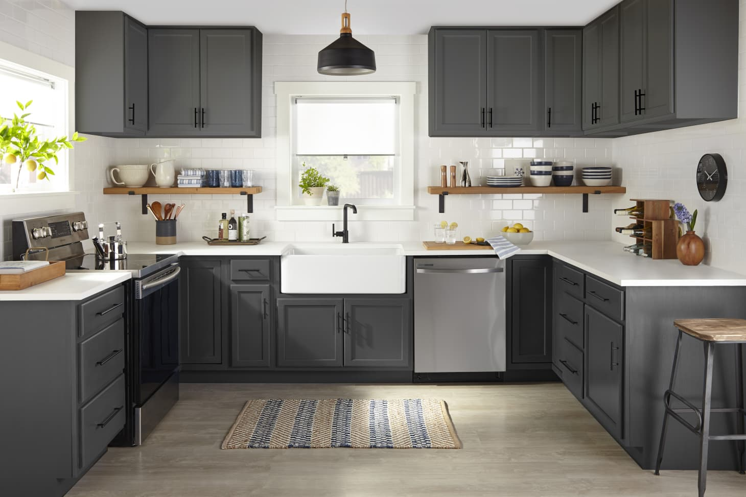 Here's What You Need to Know About Painting Your Cabinets
