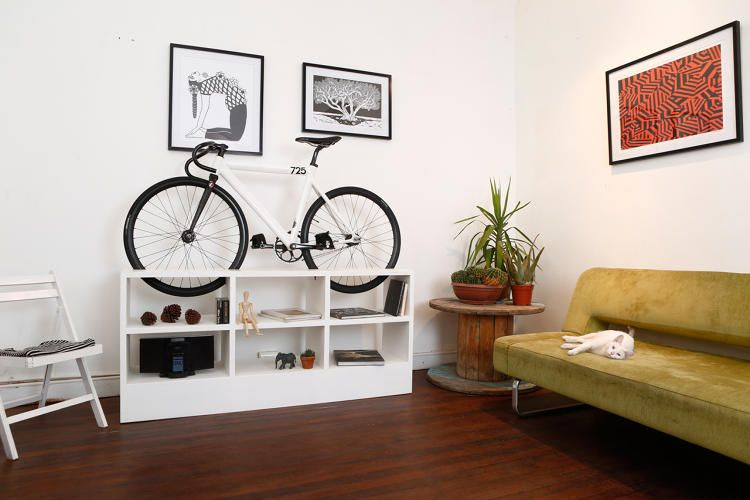 So You Got a New Bike. Where Are You Supposed to Store It?