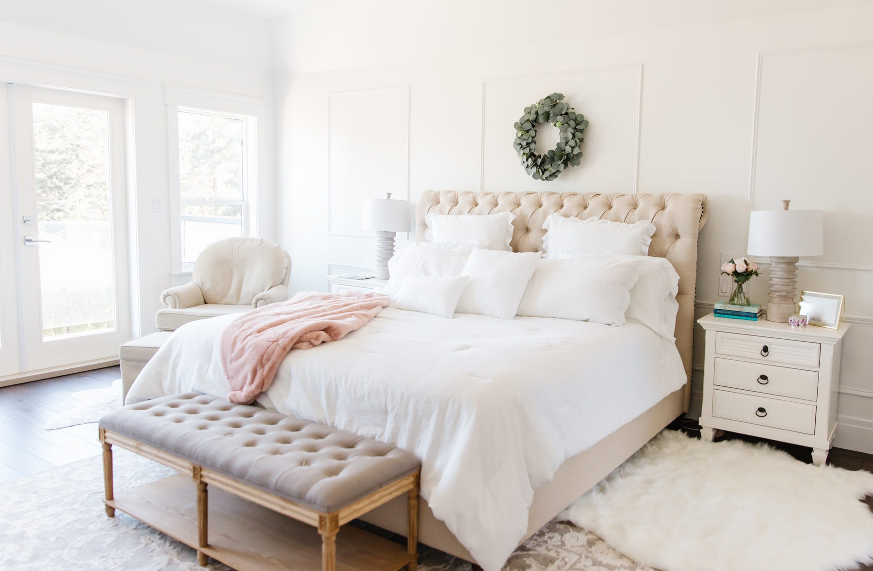 Interior Designers Share 10 Ways to Make Your Bedroom Look Better for Free