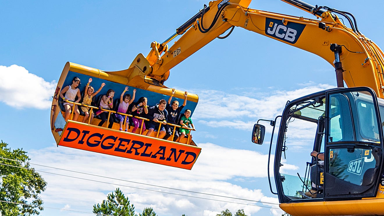 Discover South Jersey's Best-Kept Secret for Family Fun: Diggerland USA