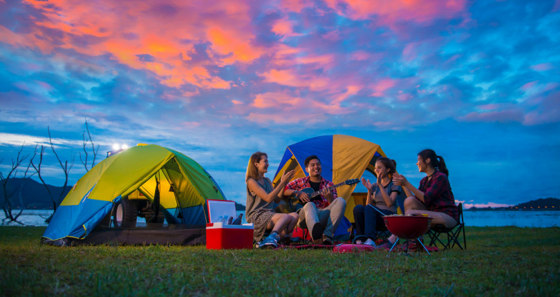 Best Places to Go Camping in New Jersey